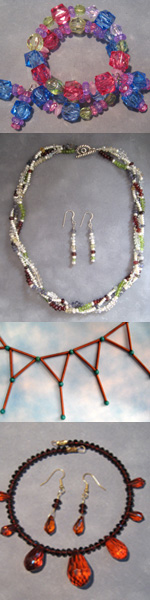 Begonners Beaded Jewelry